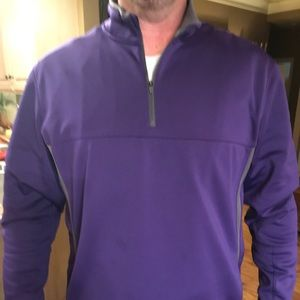 Nike golf pullover